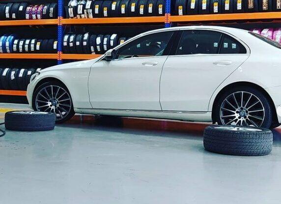 Buy Branded Tyres in Dubai